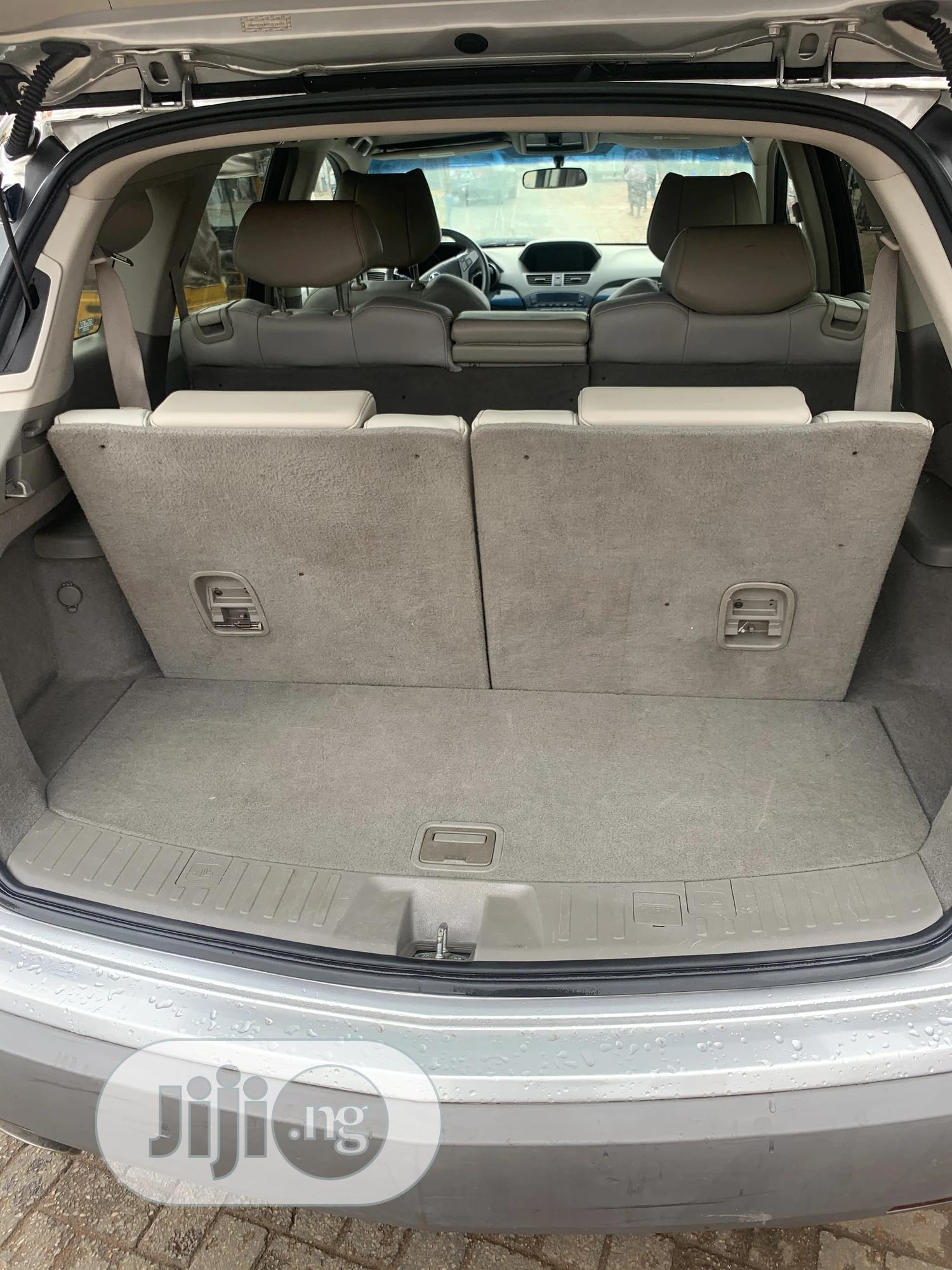 Acura MDX 2008 Silver | Cars for sale in Alimosho, Lagos State, Nigeria