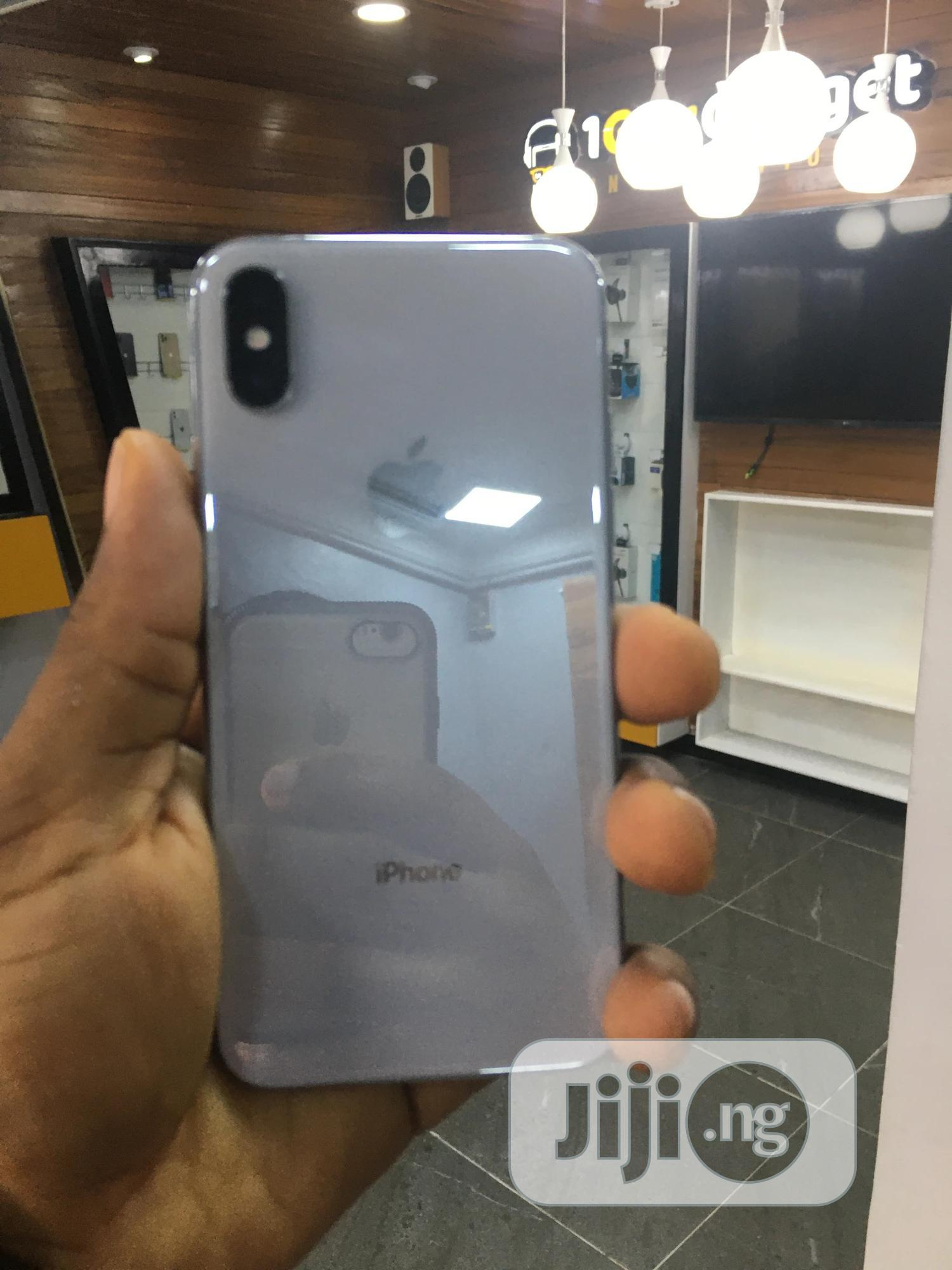 Apple iPhone X 64 GB Silver | Mobile Phones for sale in Port-Harcourt, Rivers State, Nigeria