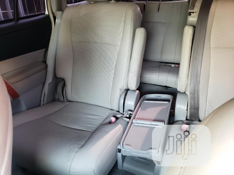 Archive: Toyota Highlander 2008 White