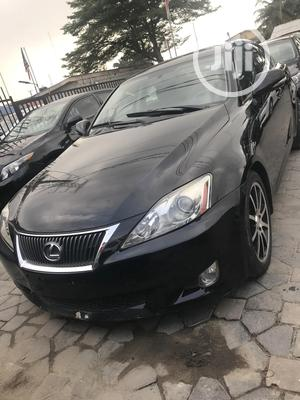 Lexus IS 2010 250 AWD Automatic Black | Cars for sale in Lagos State, Ajah