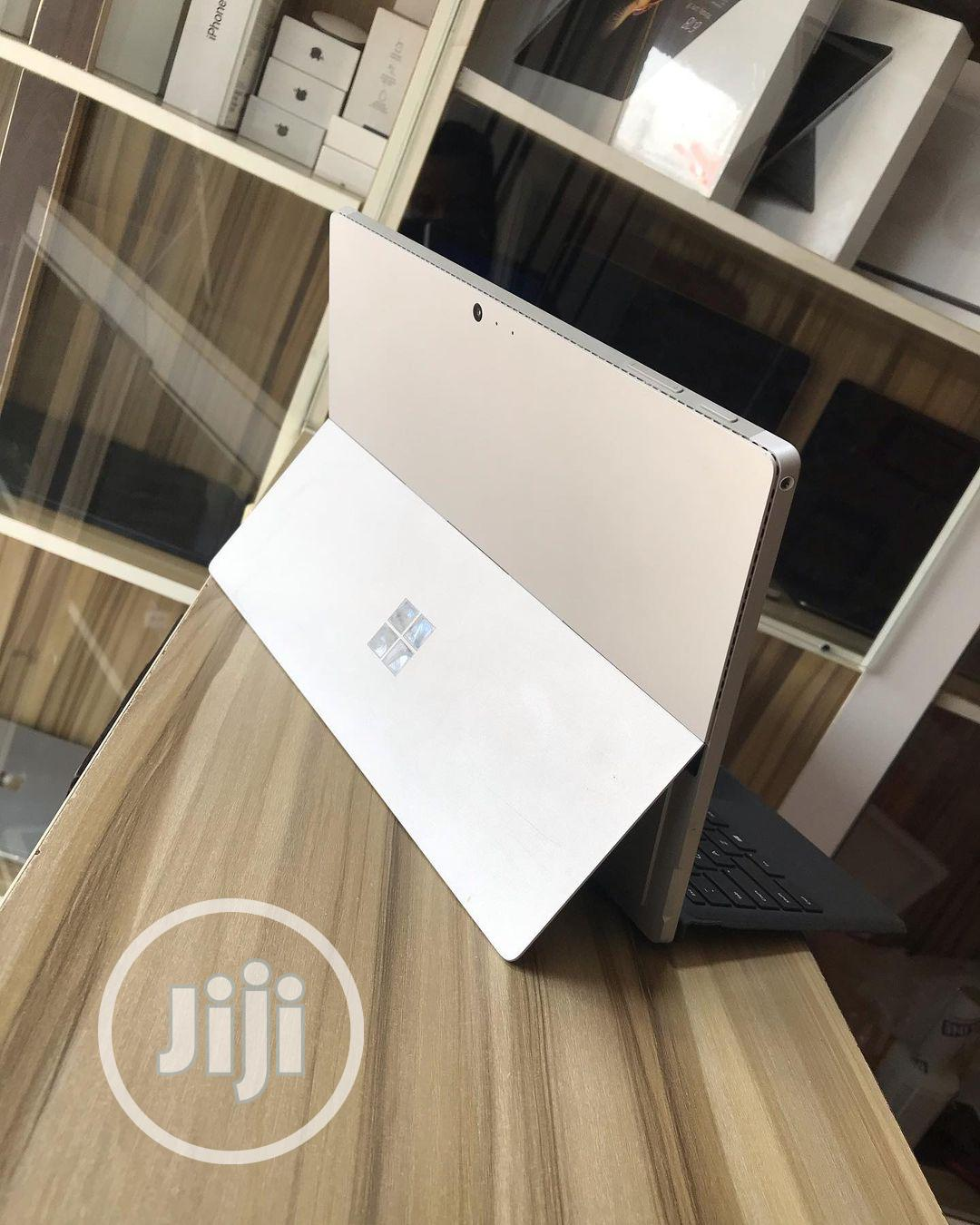 Laptop Microsoft Surface Pro 4 16GB Intel Core i7 SSD 512GB   Laptops & Computers for sale in Ikeja, Lagos State, Nigeria