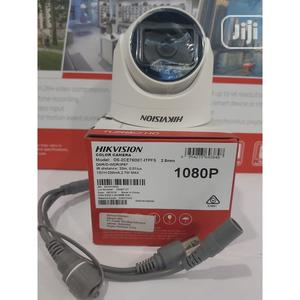 2mp Hdtvi 2mp Turbo 30M Exir Audio Mic Camera   Security & Surveillance for sale in Lagos State, Ikeja