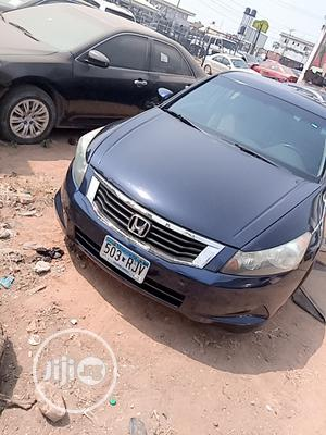 Honda Accord 2008 2.4 EX-L Automatic Blue | Cars for sale in Oyo State, Ibadan