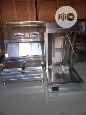 Shawarma Machine and Toaster Grill With 1year Warrany   Restaurant & Catering Equipment for sale in Lagos State, Ojo