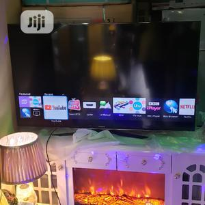 Samsung 55inches Curve Smart 4k Television | TV & DVD Equipment for sale in Lagos State, Ajah
