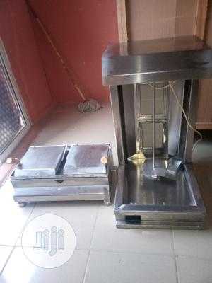 Shawarma Machine And Toaster Grill New One   Restaurant & Catering Equipment for sale in Lagos State, Ojo