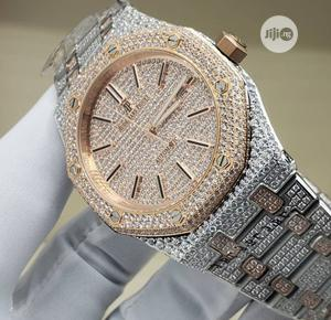 High Quality Audemars Piguet Ice Chain Dial Watch | Watches for sale in Lagos State, Magodo