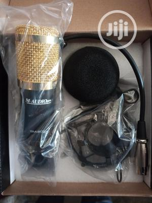 Bm800 Condenser Microphone For Vocal And Instrumental   Audio & Music Equipment for sale in Lagos State, Oshodi