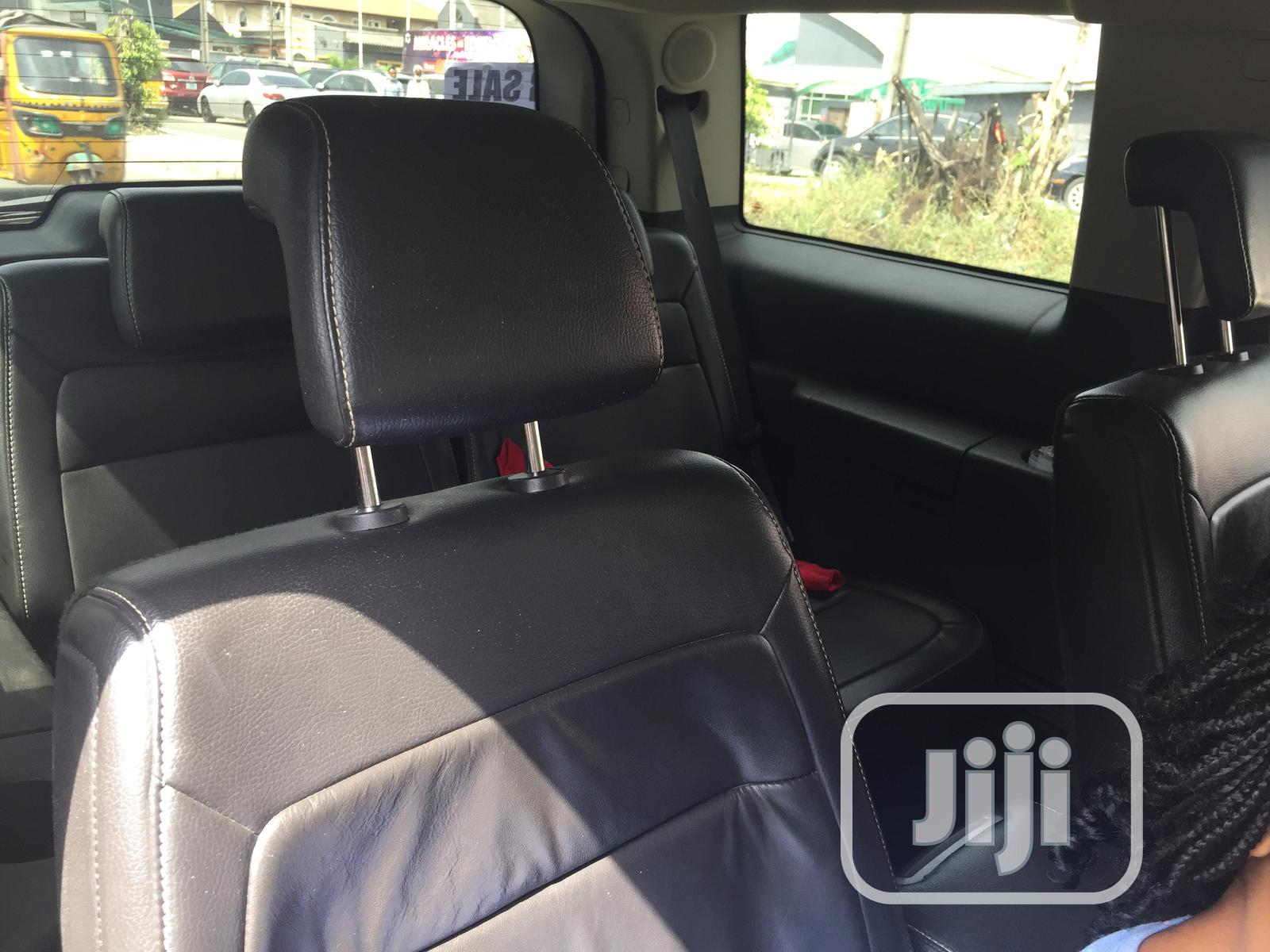 Ford Flex 2009 SEL Black | Cars for sale in Ajah, Lagos State, Nigeria