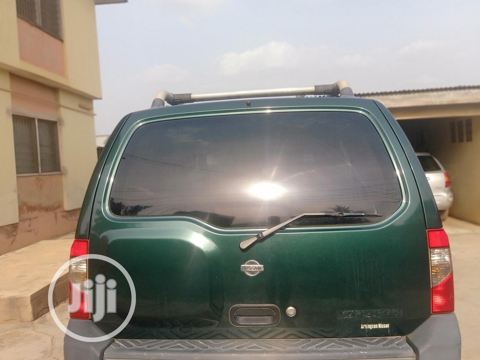 Archive: Nissan Xterra 2001 Automatic Green