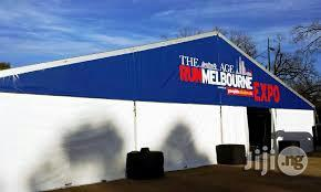 Get Your Customise Marquee Tent