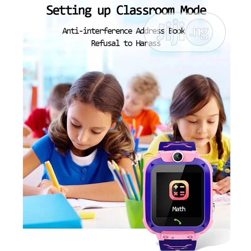 Kid's Anti Lost IP67 Smart Watch Phone With Sim Slot | Children's Gear & Safety for sale in Port-Harcourt, Rivers State, Nigeria