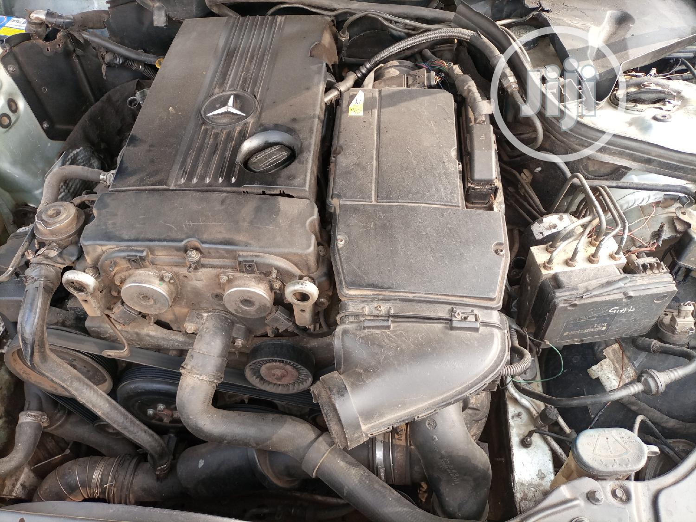 Mercedes-Benz CLK 2005 Gray | Cars for sale in Garki 2, Abuja (FCT) State, Nigeria