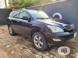 Lexus RX 2006 330 AWD Black | Cars for sale in Lagos State, Alimosho