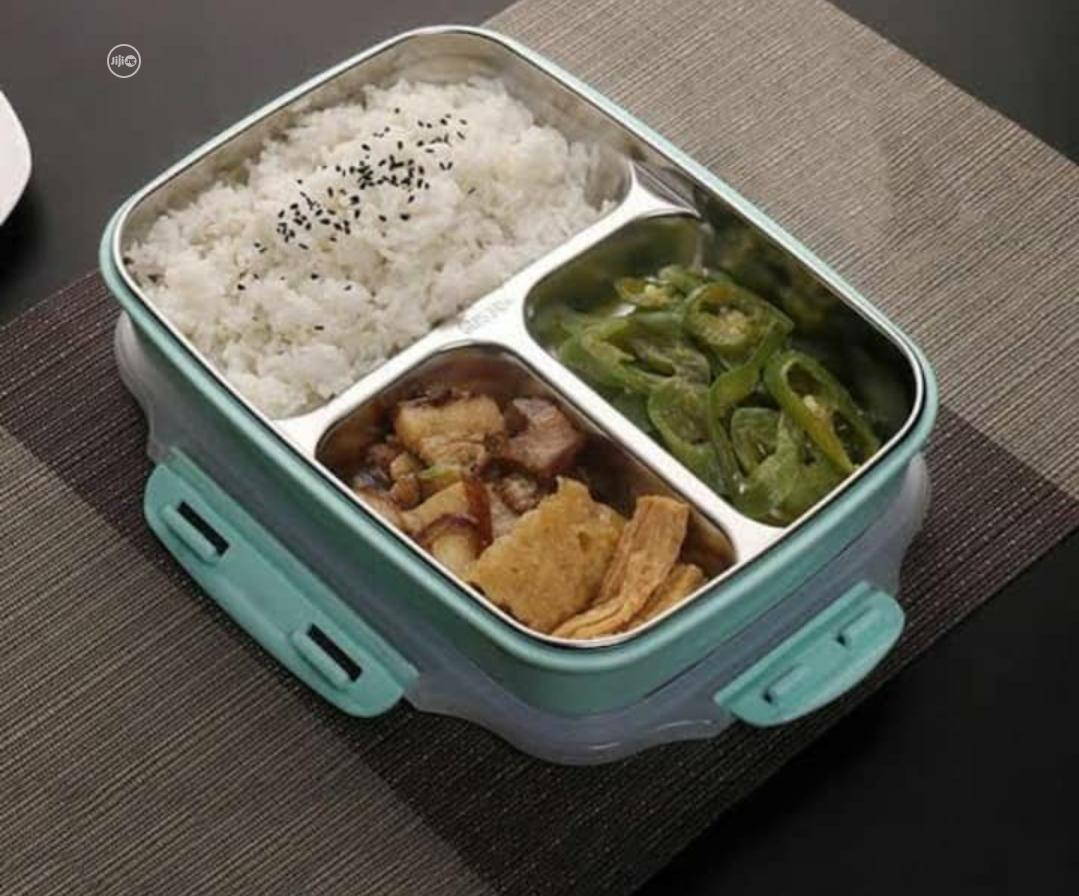 3partition Lunch Box