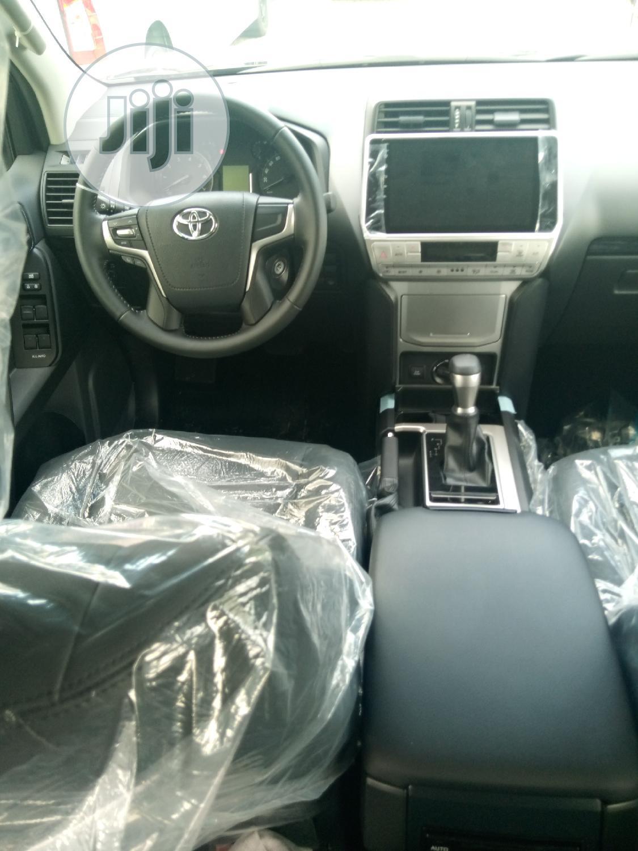 New Toyota Land Cruiser Prado 2020 Black | Cars for sale in Victoria Island, Lagos State, Nigeria