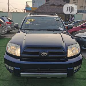 Toyota 4-Runner 2004 Limited Blue | Cars for sale in Lagos State, Ilupeju