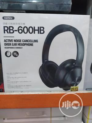 Remax RB-600HB Noise Cancellation Headphones   Headphones for sale in Lagos State, Ikeja