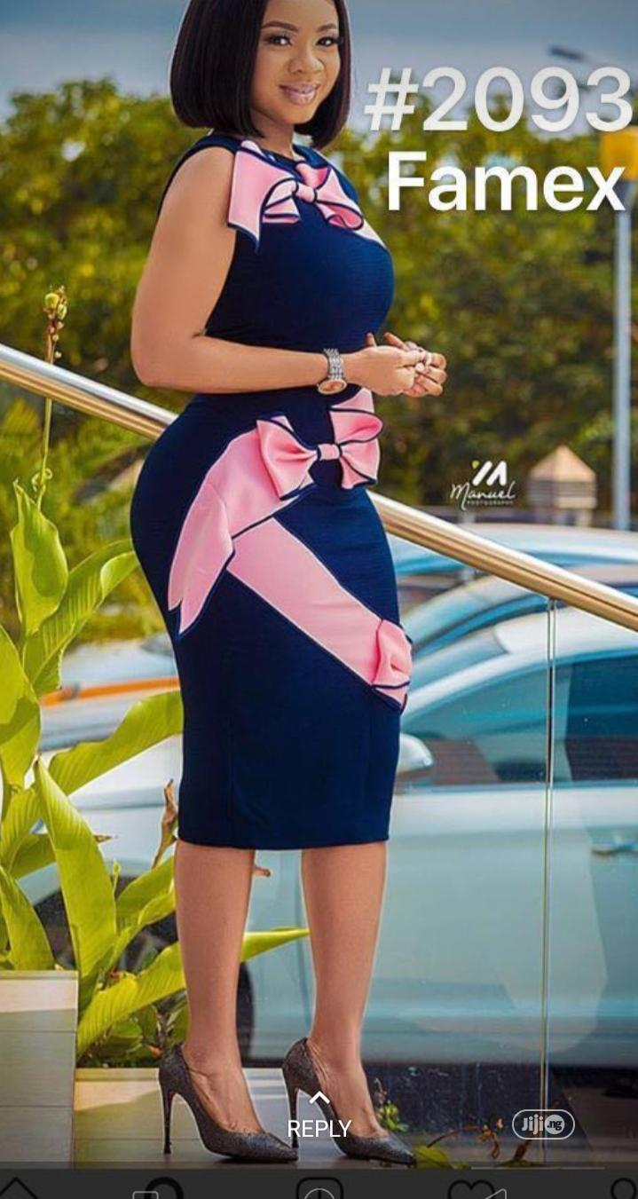 Quality Trendy Gown For Ladies | Clothing for sale in Obio-Akpor, Rivers State, Nigeria