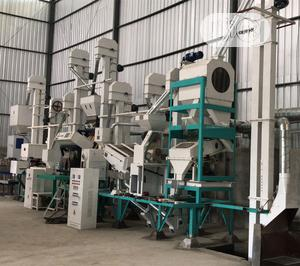 Rice Milling Machine/Plant   Farm Machinery & Equipment for sale in Abuja (FCT) State, Asokoro