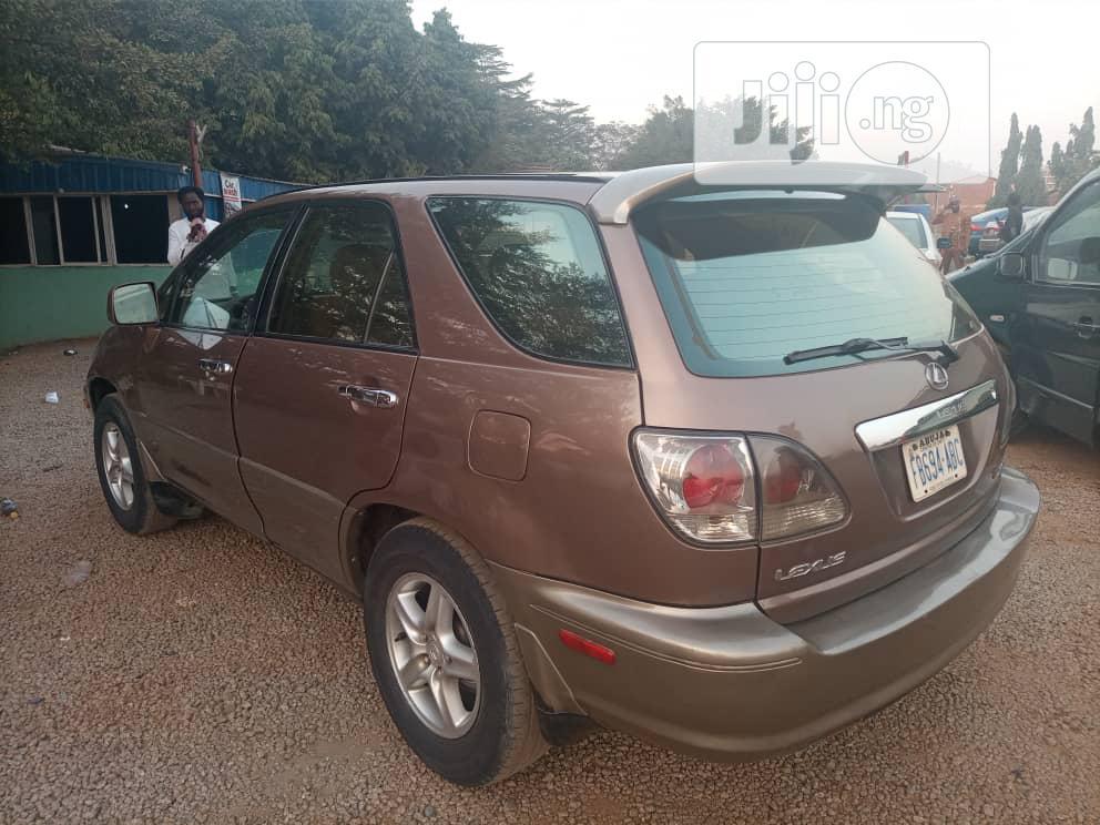 Lexus RX 1998 Gold | Cars for sale in Gudu, Abuja (FCT) State, Nigeria