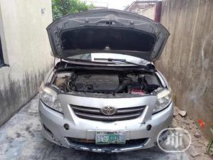 Toyota Corolla 2008 1.8 Silver   Cars for sale in Lagos State, Amuwo-Odofin
