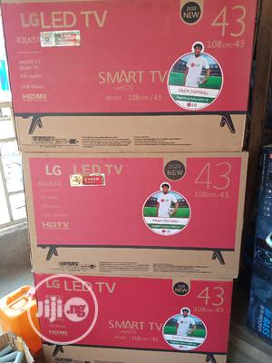 Original Lg 43 Inches LED TV   TV & DVD Equipment for sale in Abuja (FCT) State, Gwarinpa