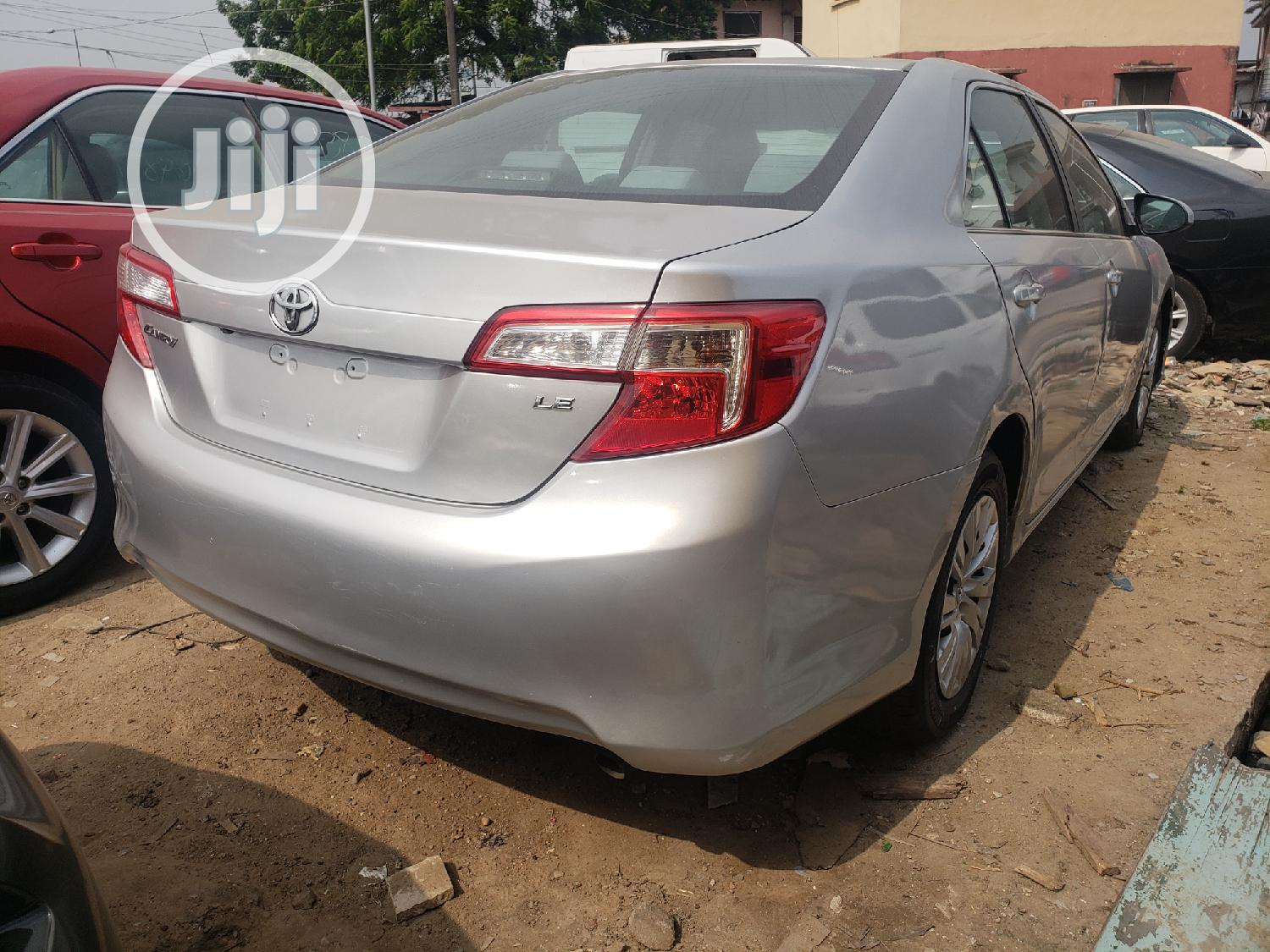Toyota Camry 2013 Silver | Cars for sale in Surulere, Lagos State, Nigeria