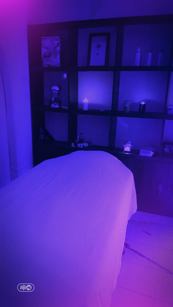 Archive: Massage Therapy and Facials