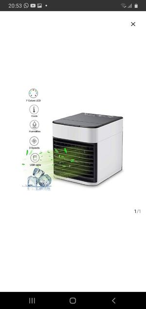 Arctic Portable Mini AC/ Evaporative Air Cooler | Home Appliances for sale in Lagos State, Isolo