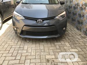 Toyota Corolla 2016 Gray   Cars for sale in Abuja (FCT) State, Kubwa