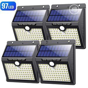 Solar Motion Sensor Light - 97 Leds | Solar Energy for sale in Lagos State, Ikeja