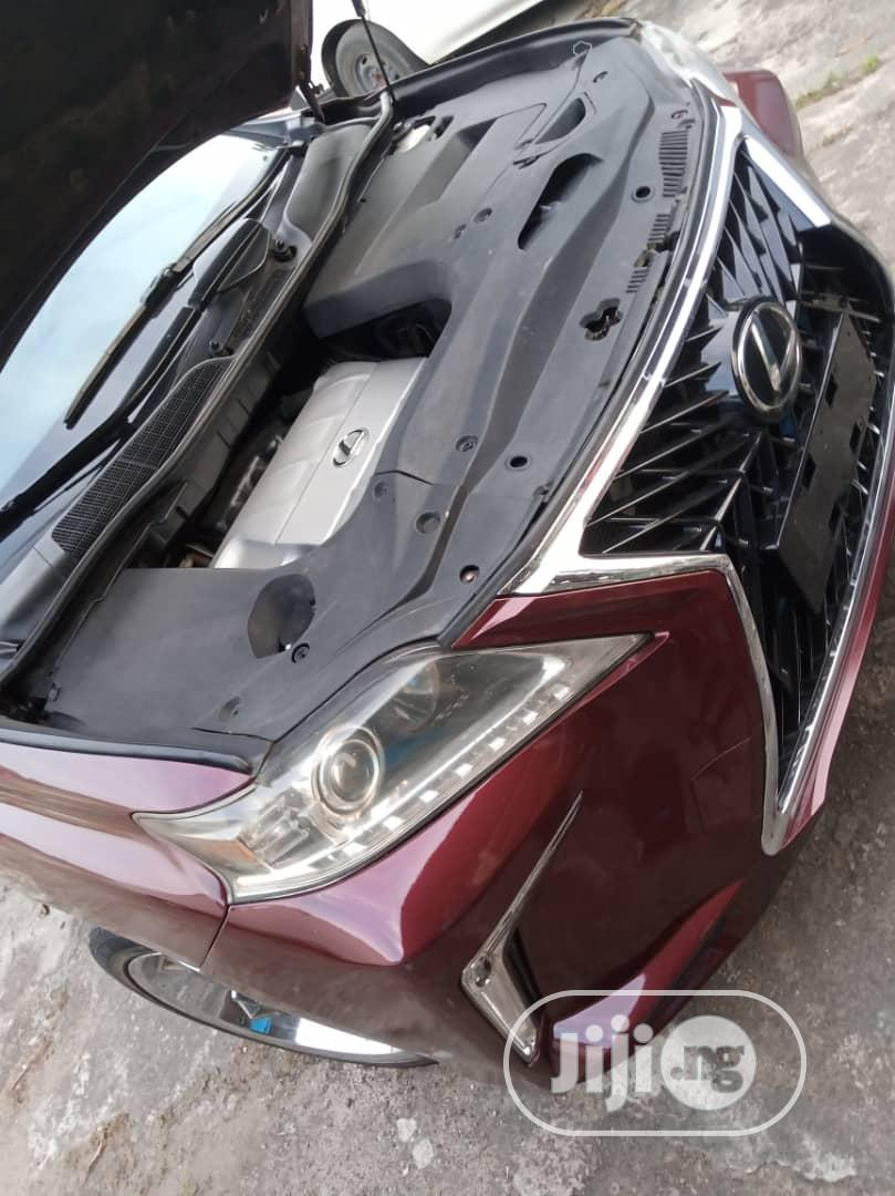 Lexus RX 2013 350 AWD Red | Cars for sale in Isolo, Lagos State, Nigeria