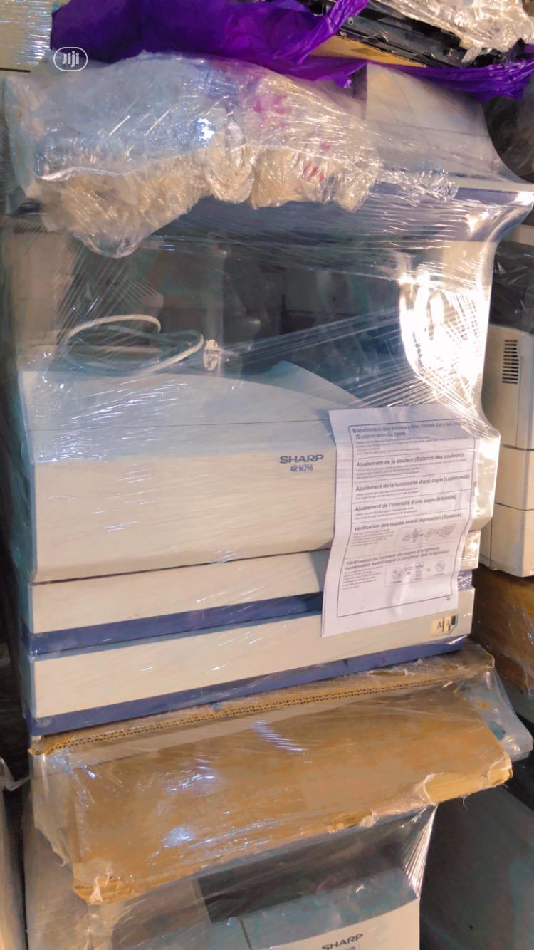 Sharp AR M256 Photocopier   Printers & Scanners for sale in Surulere, Lagos State, Nigeria