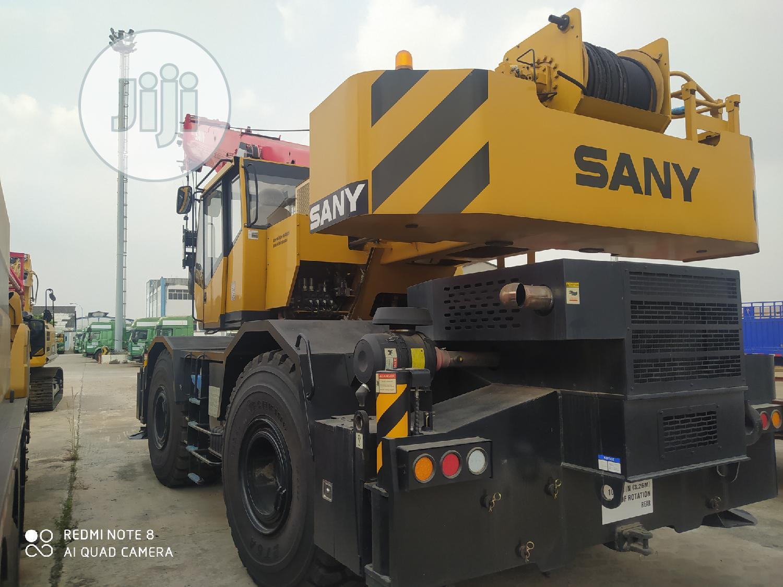 New Arrival Brand New SANY Mobile Crane Machines Forsale | Heavy Equipment for sale in Amuwo-Odofin, Lagos State, Nigeria