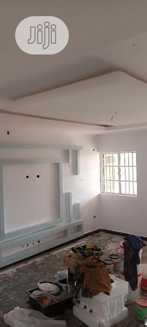 Pop Ceiling,. Wall Screeding And Painting | Building & Trades Services for sale in Lagos State, Ikorodu
