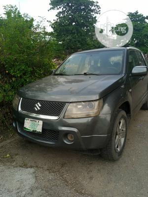 Suzuki Grand Vitara 2008 Gray | Cars for sale in Lagos State, Victoria Island