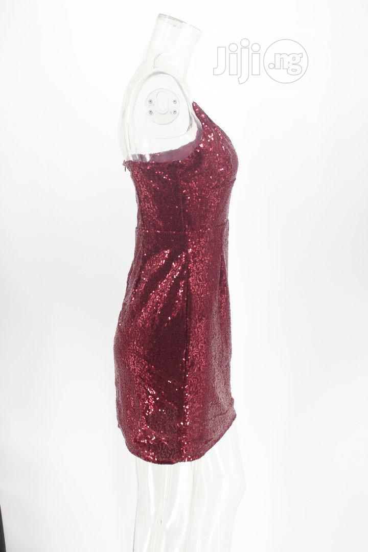 Archive: Ladies Mini Gown