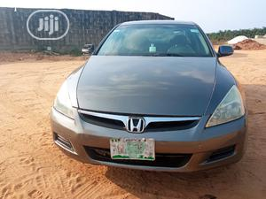 Honda Accord 2006 2.4 Executive Gray   Cars for sale in Lagos State, Alimosho
