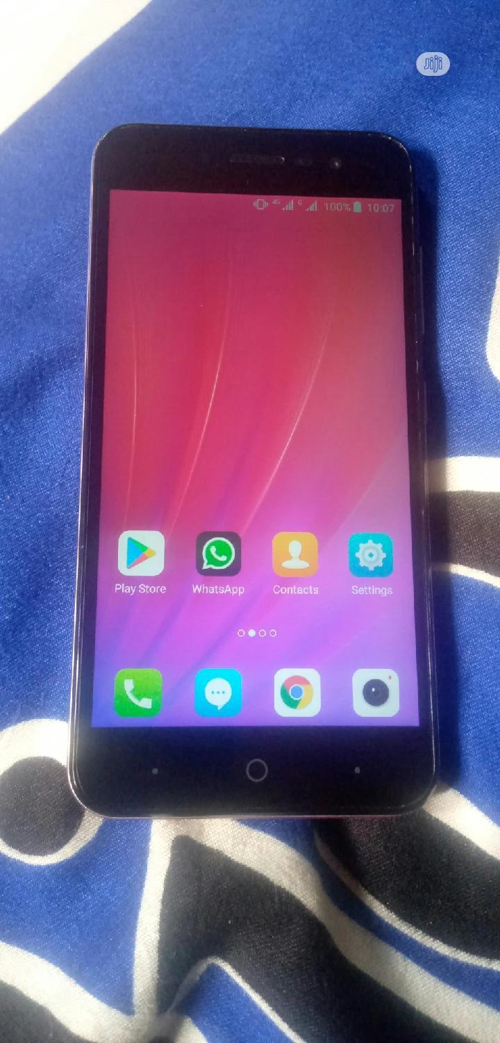 Tecno A7 32 GB Black