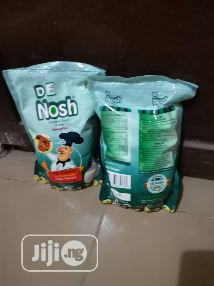 De Nosh Cassava Flour (Fufu)   Meals & Drinks for sale in Ikeja, Lagos State, Nigeria