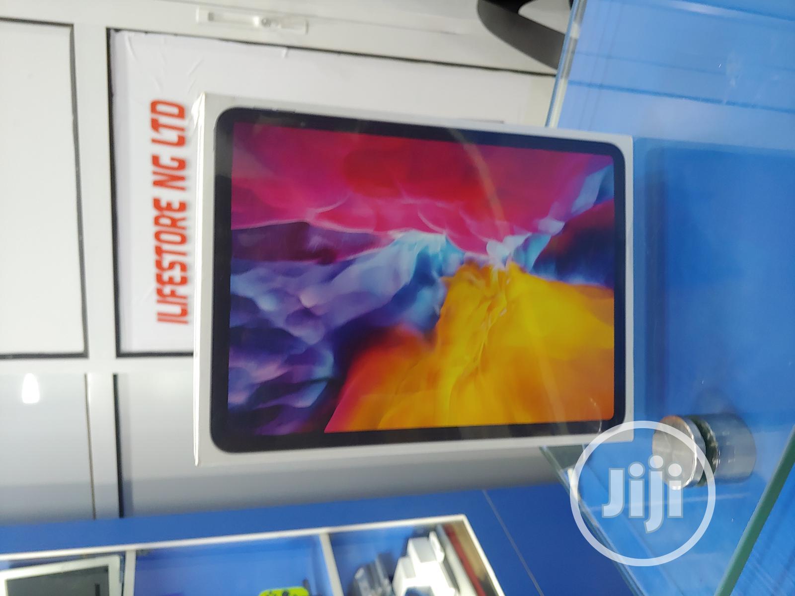 Archive: New Apple iPad Pro 11 (2020) 128 GB Gray