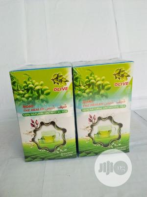 Olive Noni Tea Is Both for Male and Female | Vitamins & Supplements for sale in Lagos State, Gbagada
