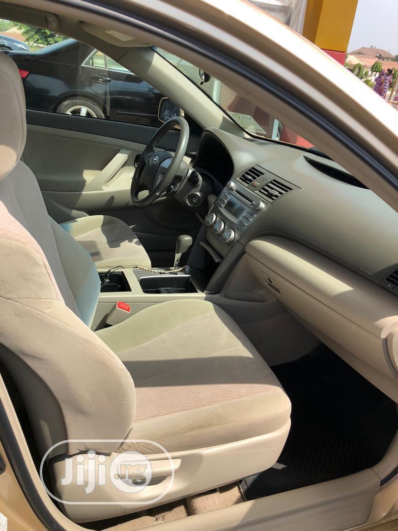 Toyota Camry 2010 Gold   Cars for sale in Yaba, Lagos State, Nigeria