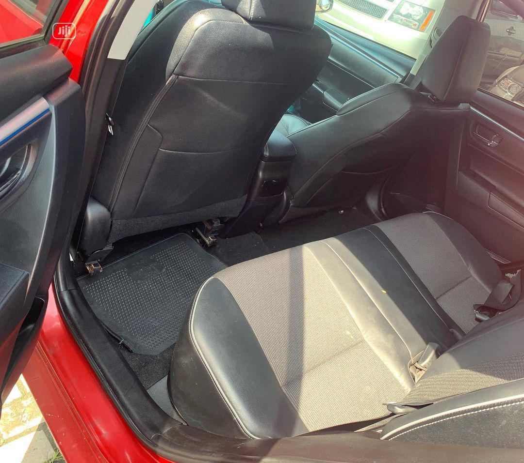 Toyota Corolla 2014 Red | Cars for sale in Alimosho, Lagos State, Nigeria