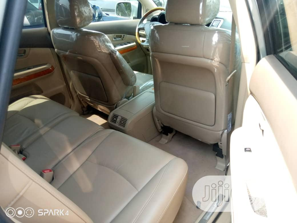 Archive: Lexus RX 2005 330 Green