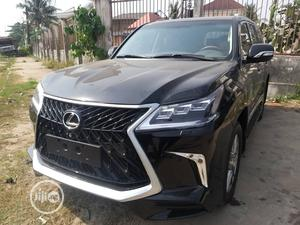 Lexus LX 2013 570 Base Black | Cars for sale in Lagos State, Amuwo-Odofin