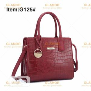 Quality Female Turkey Leather Handbag | Bags for sale in Lagos State, Isolo