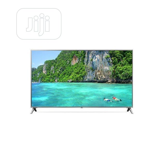 Archive: LG 82'' Smart Uhd 4K Satellite TV + Magic Remote