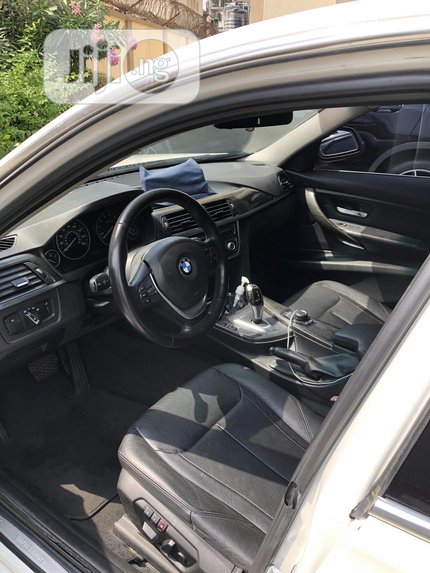 Archive: BMW 335i 2013 White